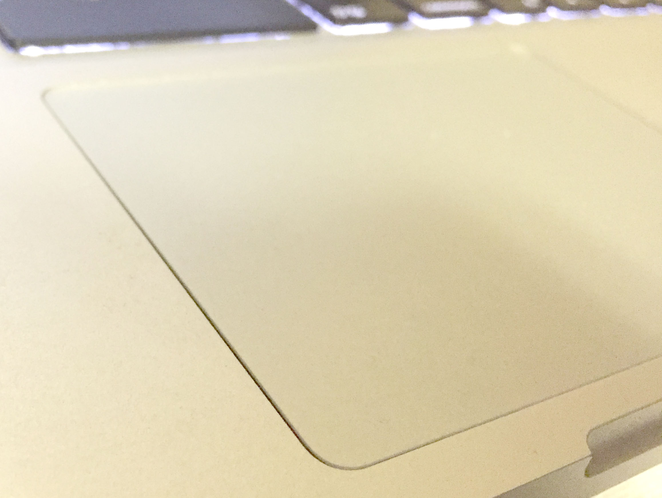 MacBookPro early2011 MC724J/A トラックパッド