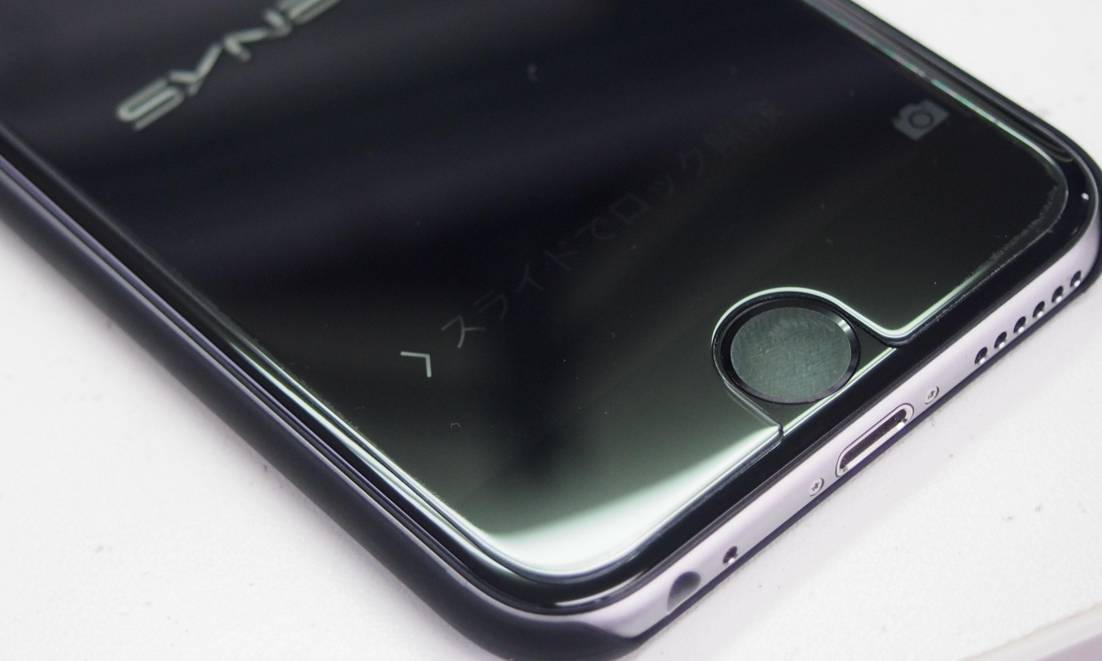iPhone6強化ガラス液晶保護フィルム